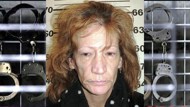 Angela R. Padgett, 48, has been charged with unlawful possession of methamphetamine, unlawful possession of a controlled substance and aggravated battery.