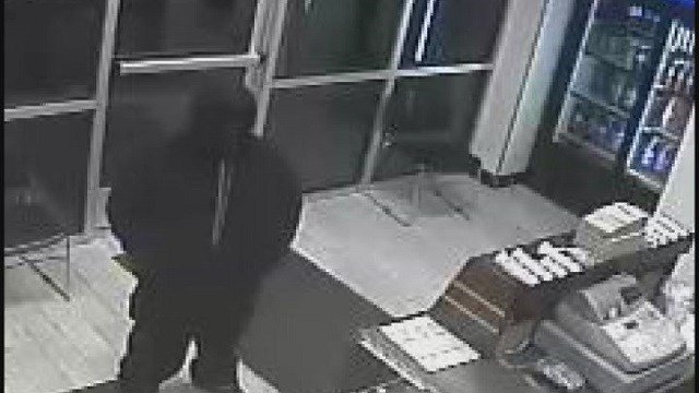 Robbery at the Little Caesar's in Collinsville