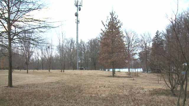 Area for proposed subdivision in Oakville (Credit: KMOV)