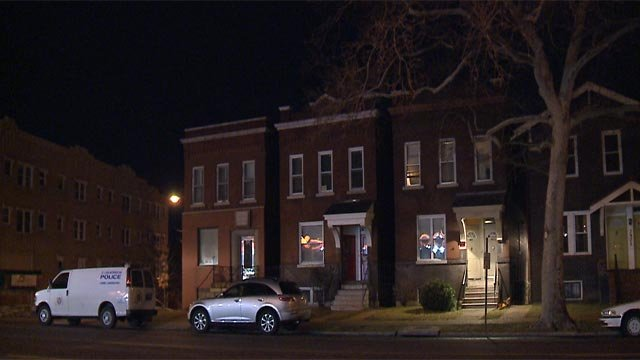 A 7-year-old was injured after a gun accidentally discharged in a South City apartment Tuesday night. (KMOV)