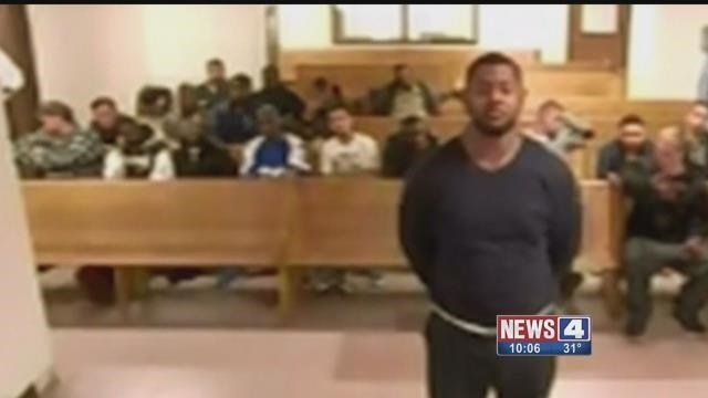 Reginald Bond accused of multiple rapes in Texas and possibly in St. Louis area (Credit: KMOV)
