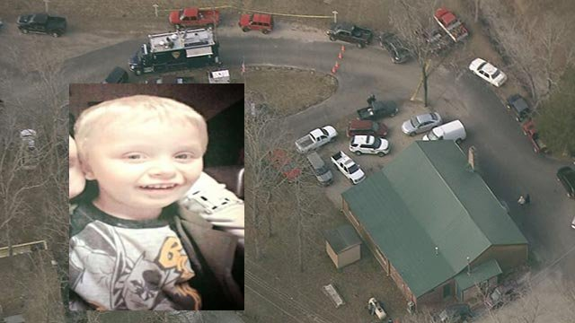 A search area was created in Iron County for Titus Tackett (Credit: Family photo / Skyzoom)