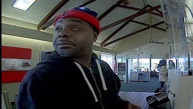The unknown man. (Credit: St. Louis County Police)