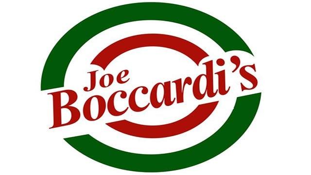 Joe Boccardi's logo (Credit: Joe Boccardi's)