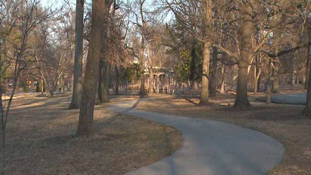 Tower Grove Park. (Credit: KMOV)