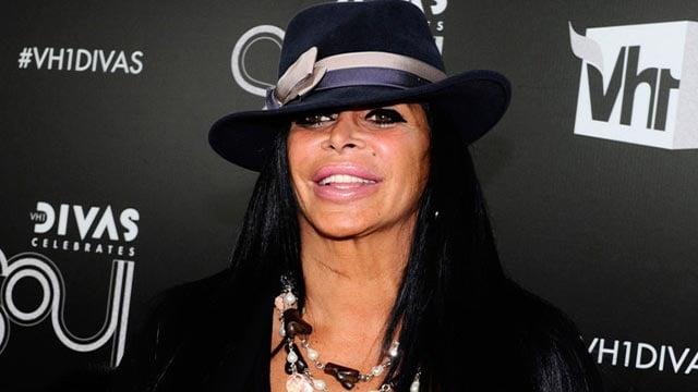 "Angela ""Big Ang"" Raiola at the ""VH1 Divas Celebrates Soul"" on December 18, 2011 (Credit: Frank Micelotta/Invision/AP)"