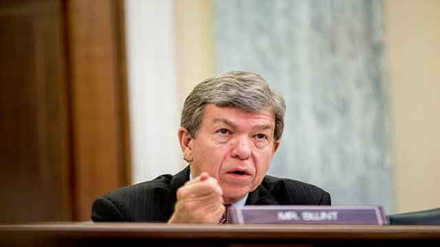 U.S. Sen. Roy Blunt (AP Photo/Andrew Harnik)