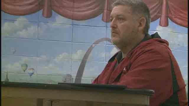 Dojo Pizza owner Loren Copp is accused of making child porn. Credit: KMOV