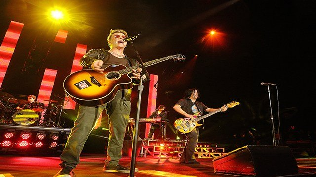 The Goo Goo Dolls will perform a concert in St. Louis on July 24. (Credit: AP Images).