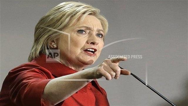 Hillary Clinton (Credit: AP Images)