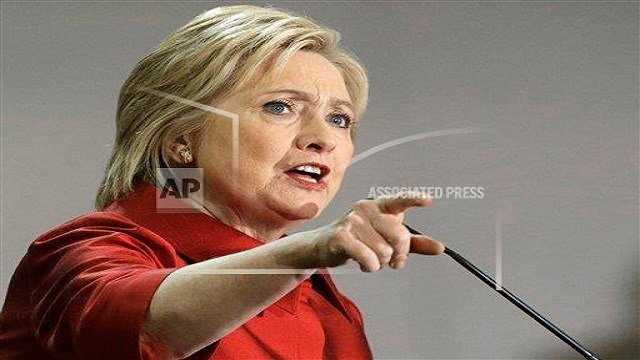 Hillary Clinton (Credit: AP Images)