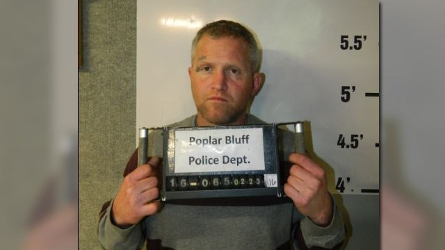 Patrick R. Marroitt faces multiple drug-related charges in Poplar Bluff. (Credit: Poplar Bluff PD)