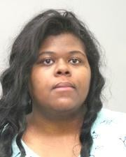 Melanie Dunn was arrested for stealing a motor vehicle. (Credit: St. Louis County Police Department)