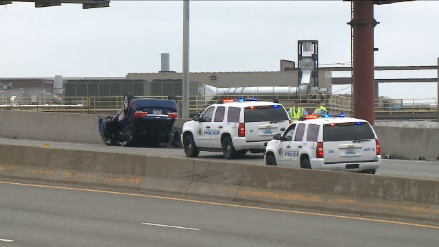 Car Accident College Station Exit
