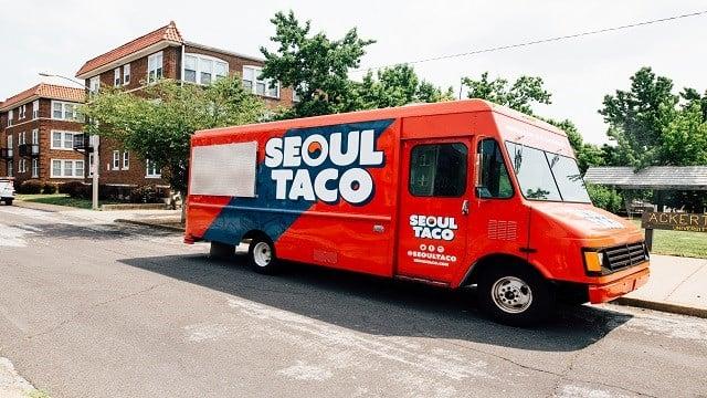 Korean Taco Food Truck Champaign