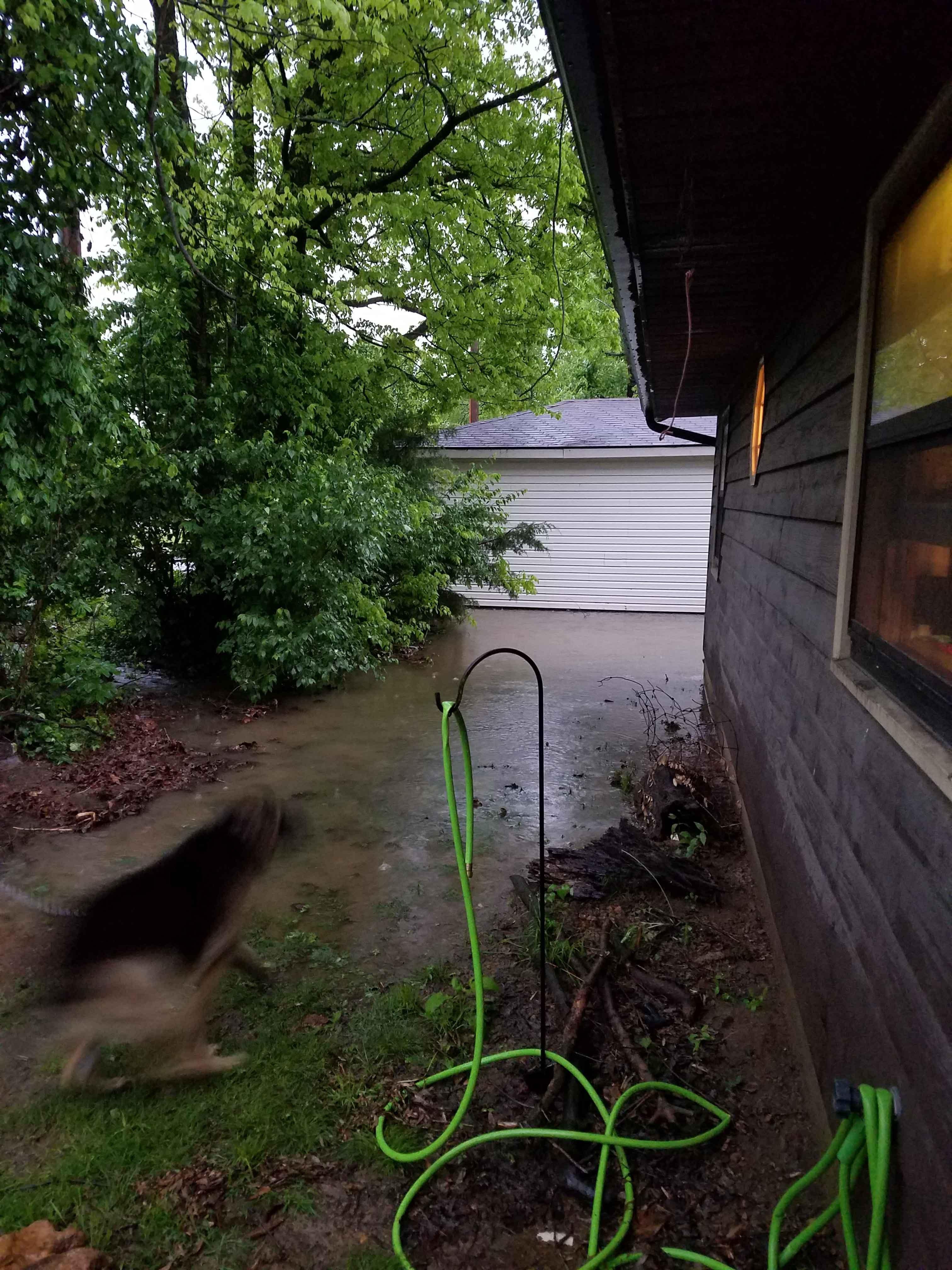 slideshow new photos show magnitude of st louis flooding kmov com