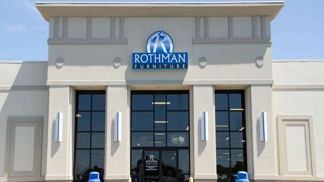 Rothman Furnitureu0027s Ou0027Fallon Location (Credit: Rothman Furniture U0026 Mattress)