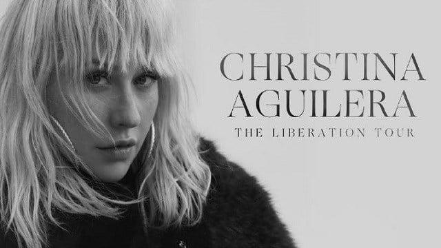 Bildergebnis für christina aguilera liberation tour