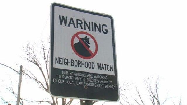 how to start a neighborhood watch program