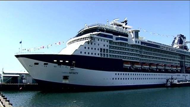 Norovirus Outbreak Strikes 2 Royal Caribbean Ships Kmov Com