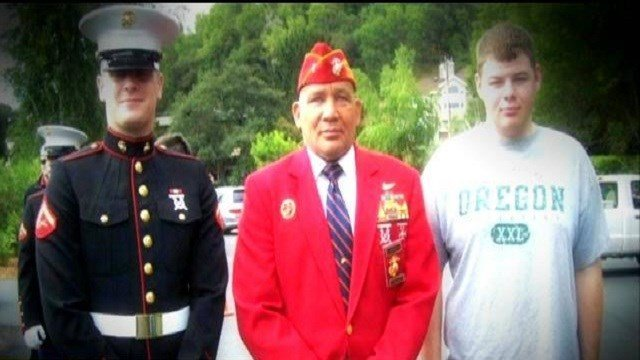 Stolen valor wrongly accused of sexual harassment
