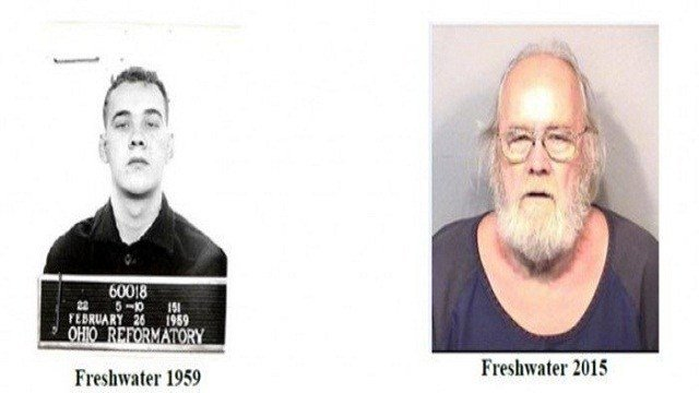 Frank freshwaters an actual shawshank prisoner who spent the last 56