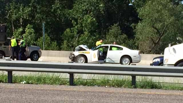 After an accident involving a missouri state trooper occurred near the