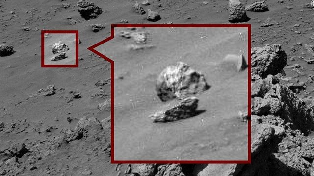 nasa life on mars rumor - photo #49