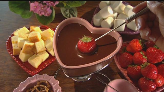 Dierbergs - Dark Chocolate Raspberry Fondue - KMOV.com