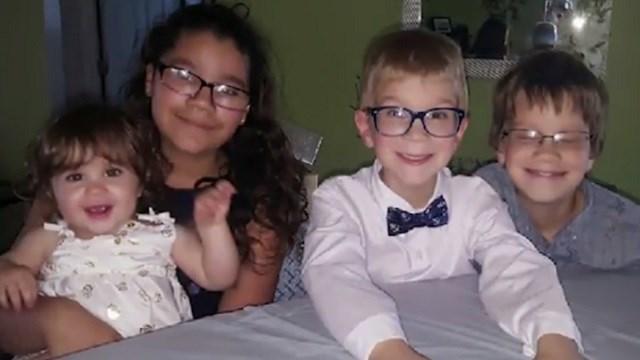 WKMG, Family photos, Orlando Police, GoFundMe
