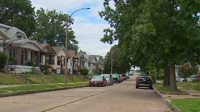 Police say a man exposed himself to a 10-year-old at bus stop in the Bevo Mill neighborhood. Credit: KMOV