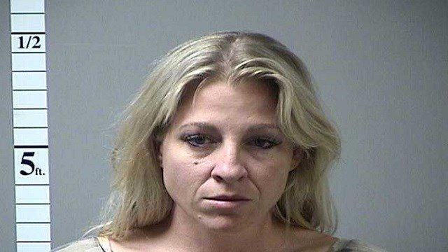Ericka Oxford is facing charges for allegedly having a sexual relationship with a student (Credit: St. Charles County)