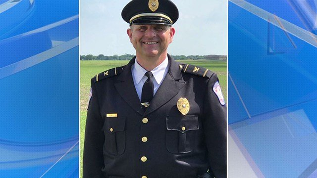Highland Police Chief Terry Bell, 55, passed away on Aug. 11 after battling cancer for nearly 2 years. ( Credit: Highland Police Department